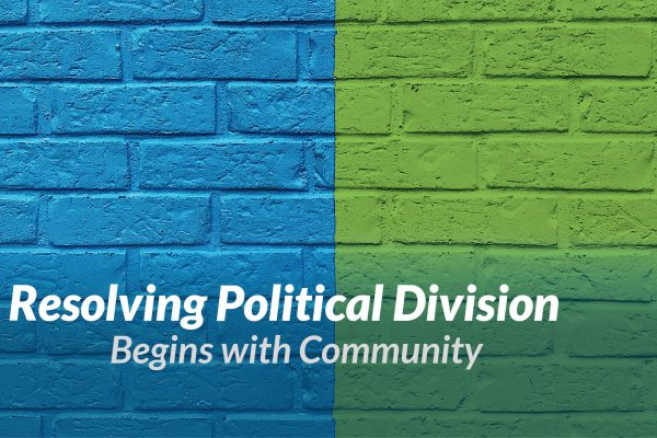 Resolving Political Division Feature Image